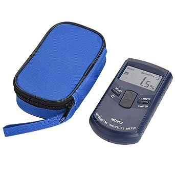 Md918 Lcd digital Medidor de humedad de madera digital Detector de humedad de mano Detector de