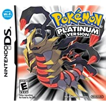 Pokemon: Platinum Version - Nintendo DS
