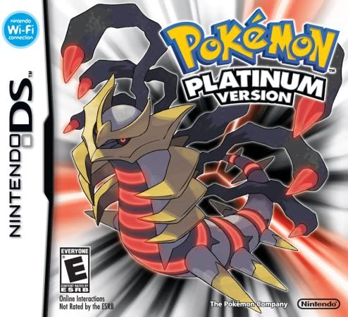 Nintendo Pokemon Platinum - Juego: Amazon.es: Videojuegos