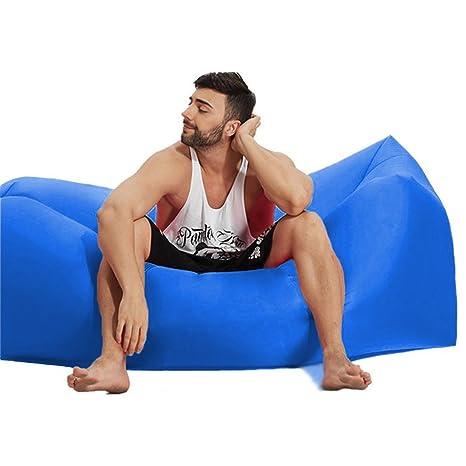 Inflable sofá, Beverly sofá hinchable sillón hinchable Oxford para ...