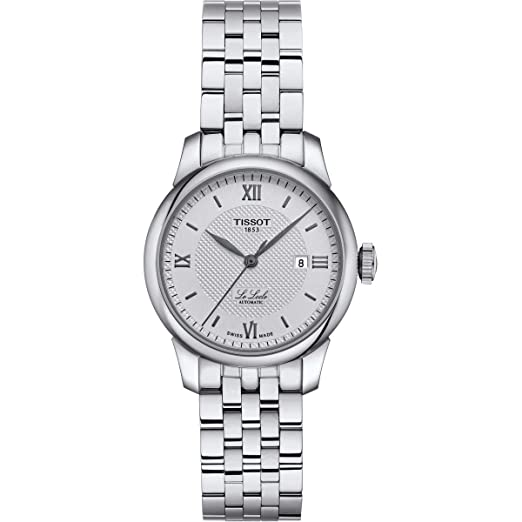 Tissot TISSOT LE LOCLE T006.207.11.038.00 Reloj Automático para mujeres: Amazon.es: Relojes