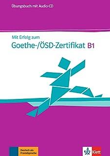 Zertifikat B1 Neu Ubungsprufungen Buch Cd Mp3 Amazoncouk