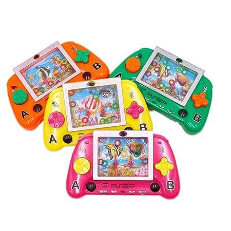 fervortop Juego De Mano LCD Juguetes Consola De Juegos De ...