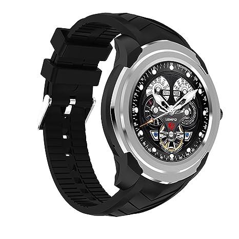 lemfo - Smartwatch de frecuencia cardíaca del podómetro GPS ...