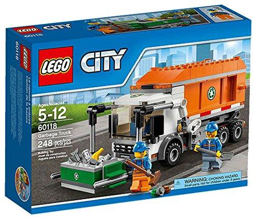 LEGO CITY Garbage Truck 60118