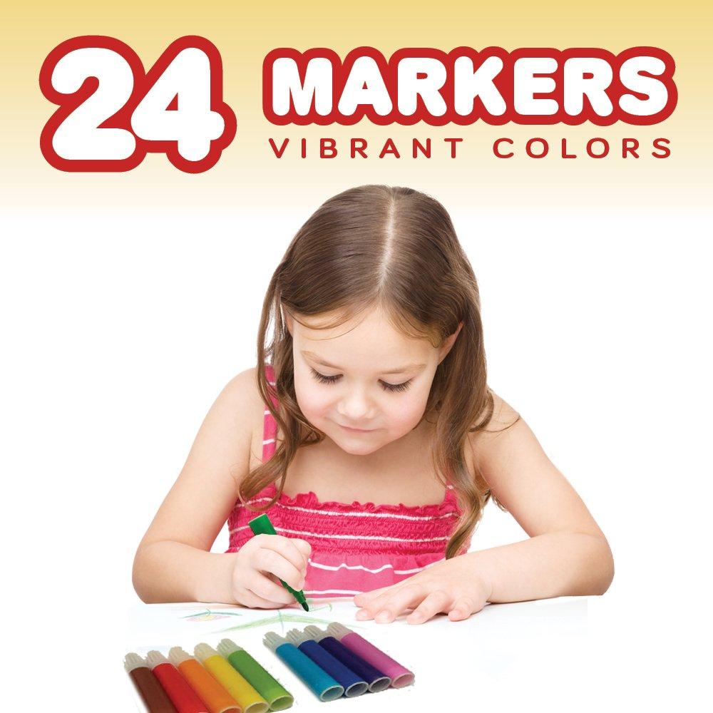 deluxe art set for kids by art creativity ideal beginner artist