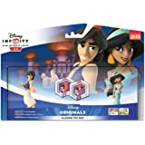 Figurine 'Disney Infinity 2.0' - Disney Originals : Pack Toy Box Aladdin