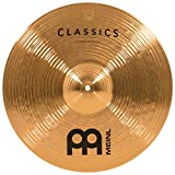 Meinl Cymbals C17MC Classics 17-Inch Traditional Medium Crash Cymbal (VIDEO)