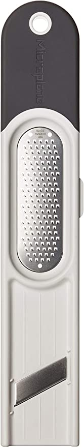 Microplane Specialty Series Ginger Tool White//Grey 48310