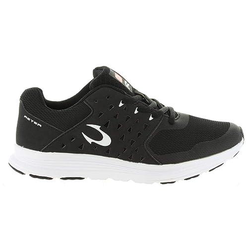 a97473ac42e John Smith Zapatillas Running Reter 18i Negro  Amazon.es  Zapatos y  complementos