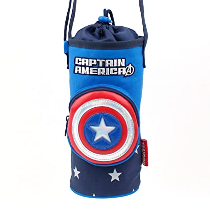 Amazon.com: winghouse X Marvel Capitán América botella de ...