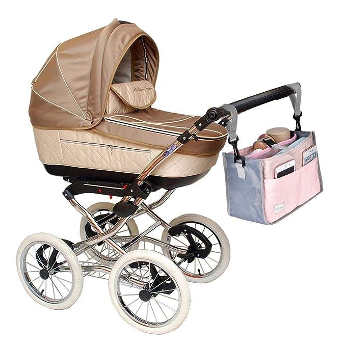 Bolsa de almacenamiento del cochecito de bebé Hualieli Bolsa de momia para padres Bolsa de viaje para bebé: Amazon.es: Bricolaje y herramientas