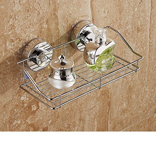 70%OFF suction cup towel rack/Towel shelf /toilet/Bathroom storage rack/wall mounted rack/Bathroom hardware accessories set/punch-free bathroom rack-L