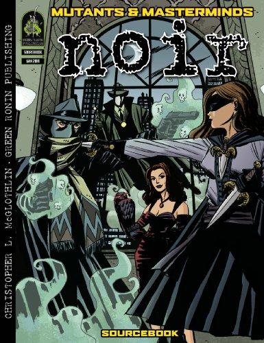 Mutants & Masterminds: Noir (Understand Green T-shirt)