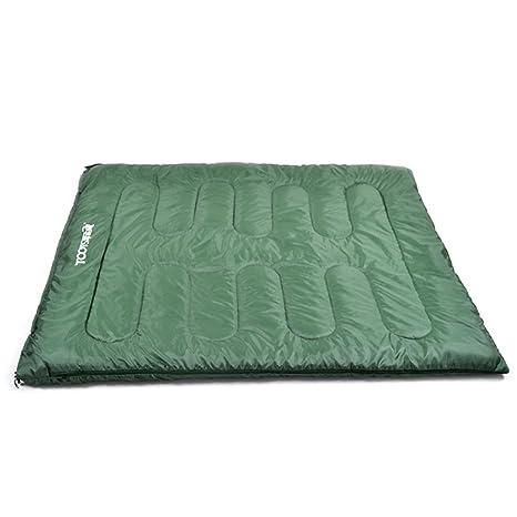 Saco de dormir manta Saco de dormir ns2105 para 2 personas 190 x 140 cm,