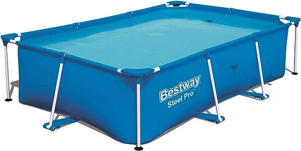 Bestway Steel Pro Piscina Desmontable Tubular Infantil, 259 x 170 ...