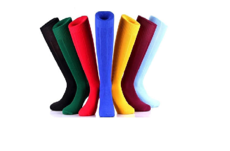 SAMSON® FOOTBALL PLAIN  SOCKS RUGBY HOCKEY RUNNING WALKING GYM MENS WOMENS KIDS