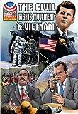 The Civil Rights Movement & Vietnam: 1960-1976- Graphic U.S. History (Saddleback Graphic: U.S. History)