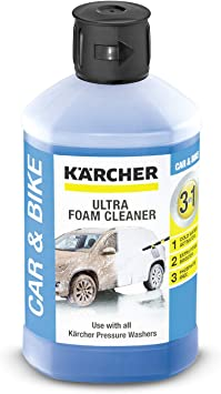 Kärcher 2 X Rm 615 Ultra Foam Cleaner 1000ml Auto