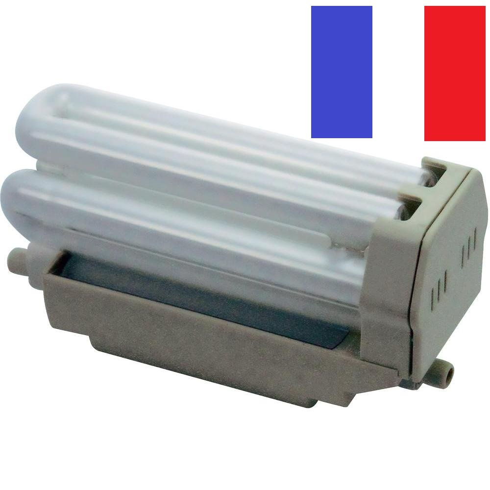 Lot de 6 ampoules R7S pour projecteur 1450 lumen 24W 118mm CFL