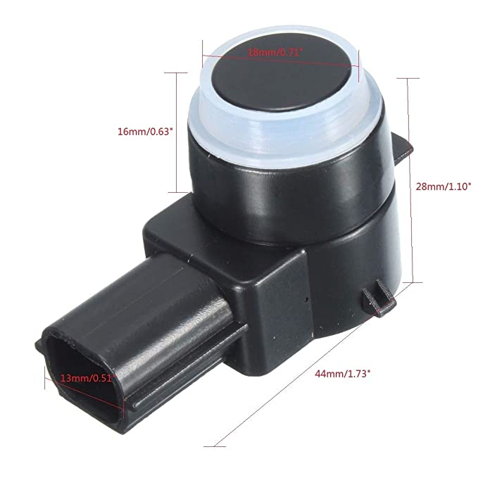 Amazon.com: Star-Trade-Inc - Sensor PDC de estacionamiento ...