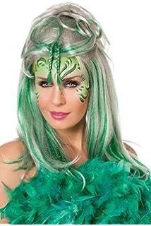 Wilbers Damen Perucke Filmstar Hollywood Sternchen Karneval Fasching