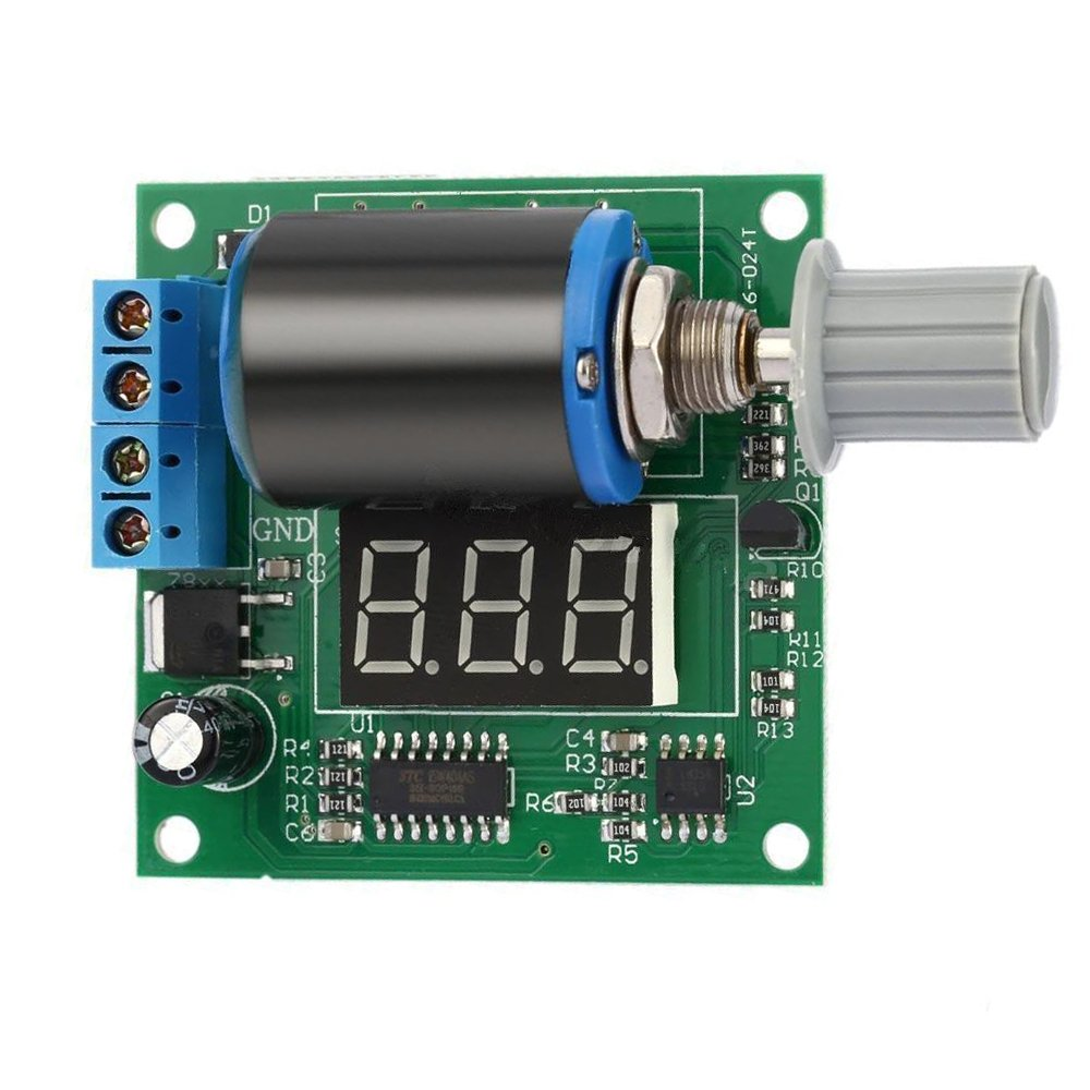 DC 12V 24V 4-20mA Digital Signal Generator Module Board with 3 Digits LED Display