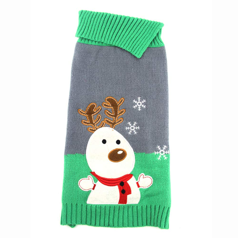Precious Eggs Unisex-Baby Christmas Big Snowman Leg Warmer Multi
