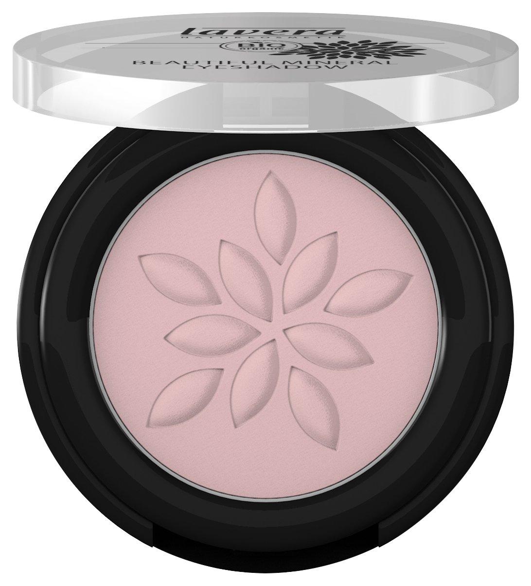 lavera Fard à paupières - Beautiful Mineral Eyeshadow - Matt´n Blossom 24 - poudres compactées -vegan - Cosmétiques naturels - Make up - Ingrédients végétaux bio - 100% Naturel Maquillage (2 g) 32872