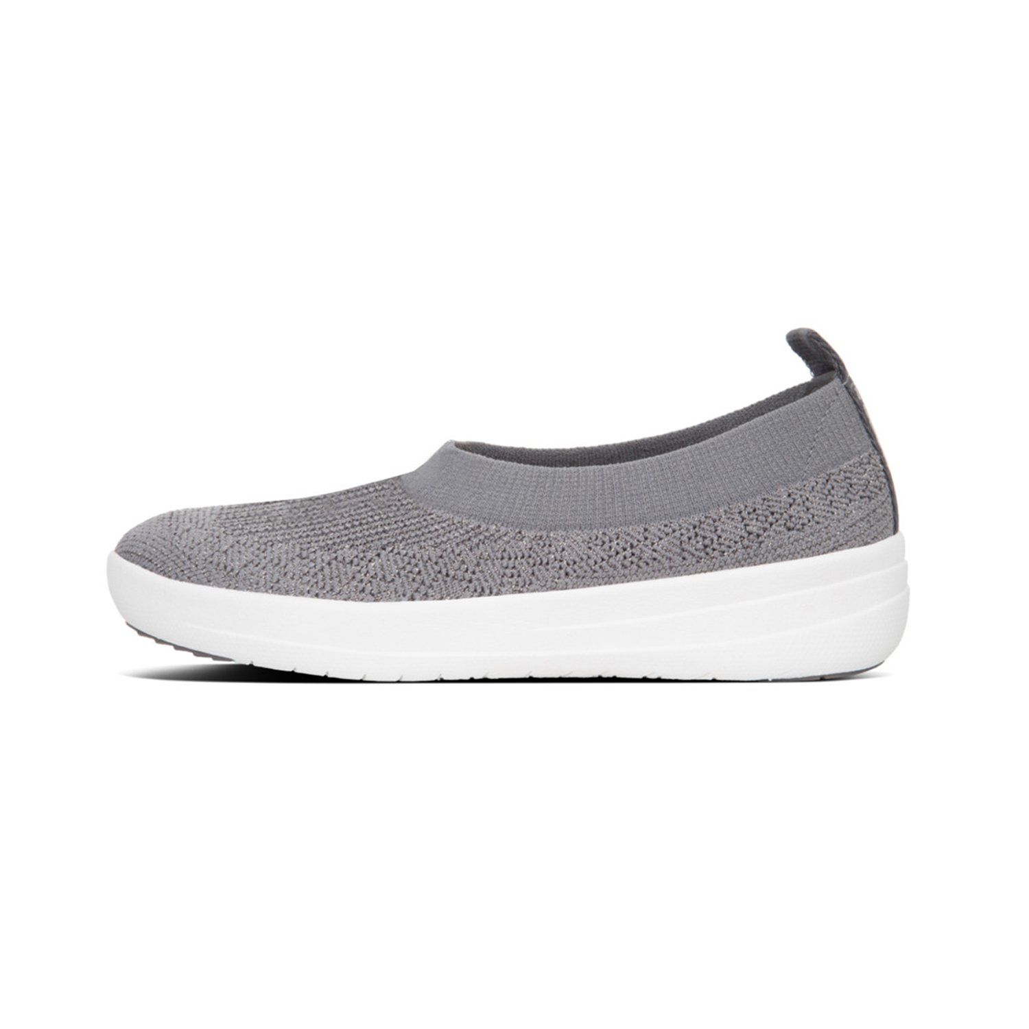 Women's FitFlop, B076648599 Uberknit Slip on Shoes B076648599 FitFlop, Walking 380233