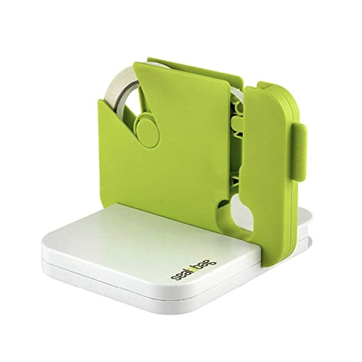 Sellador de bolsas de plástico ABS pequeño para guardar ...