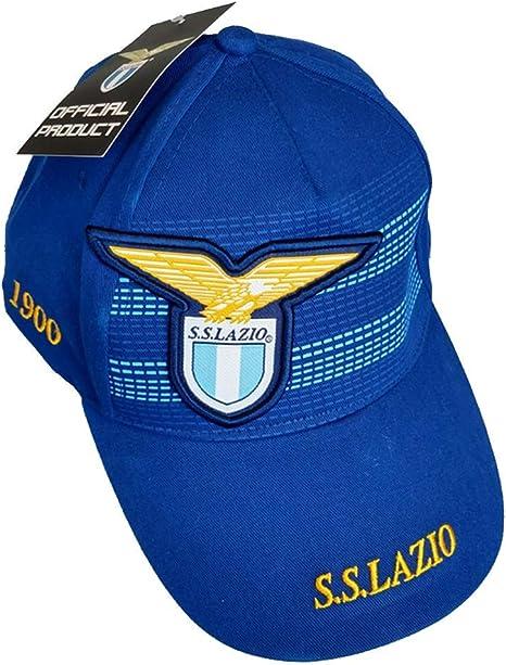 sslazio Cappello Lazio Cappellino Ufficiale Berretto CAPLAZBLU
