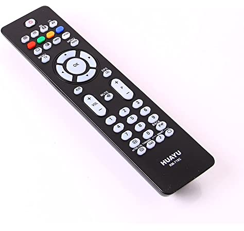 Philips SRP2008B - Mando a distancia universal (Botónes para acceso rapido, compatible con más de 800 dispositivos), negro: Amazon.es: Electrónica