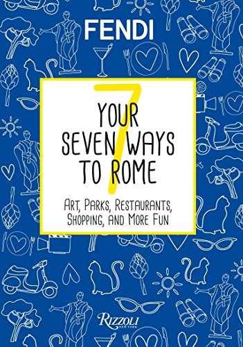 Used, Your Seven Ways to Rome: Art, Parks, Restaurants, Shopping, for sale  Delivered anywhere in USA
