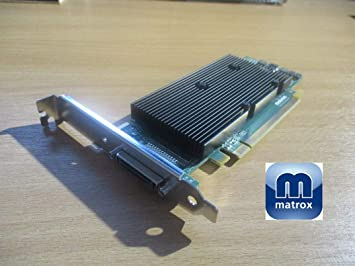 First4GraphicCards Matrox M1940-E512LAF PCI Express x16 Quad ...