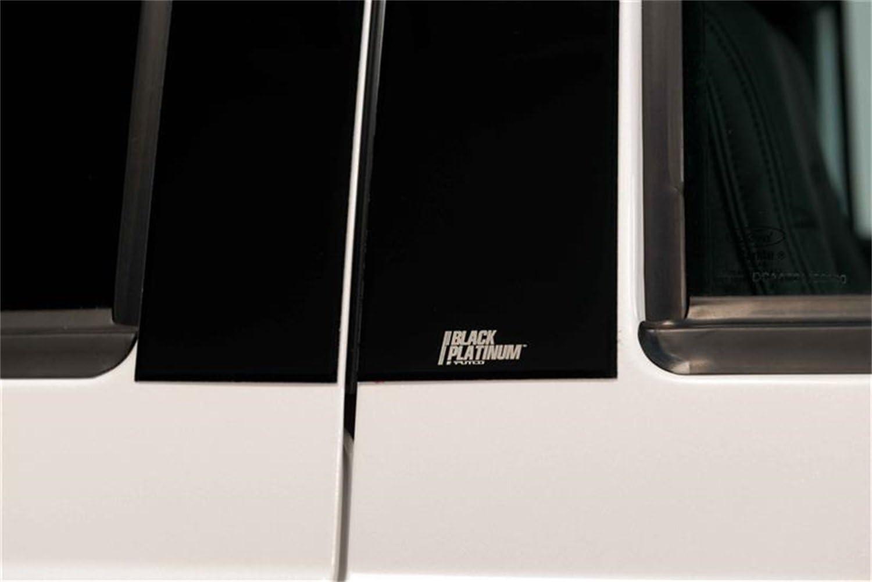 Putco 402621BP Black Platinum Pillar Post Kit for Super Duty