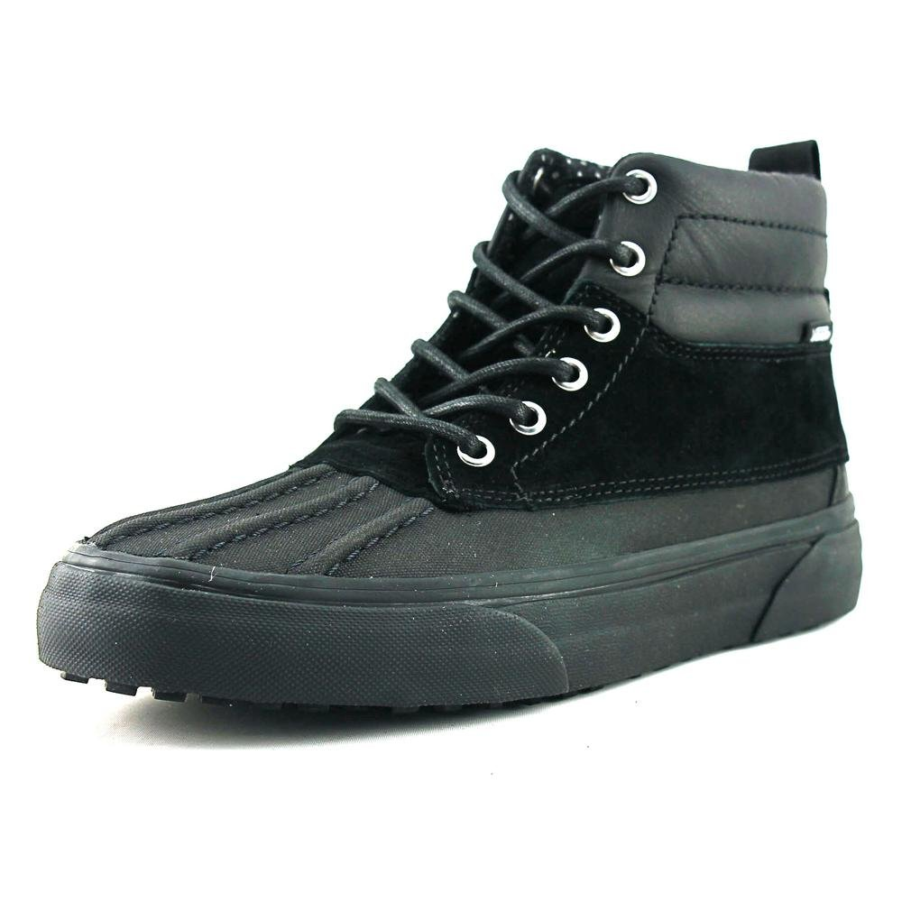 Galleon - Vans Unisex SK8-Hi Del Pato MTE (Scotchgard) Black Polka Dots 8.5  Women   7 Men M US f1e4df3d6
