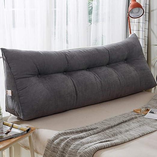 Cojin lectura Cojines sofas Cojines cama Amortiguador de la ...