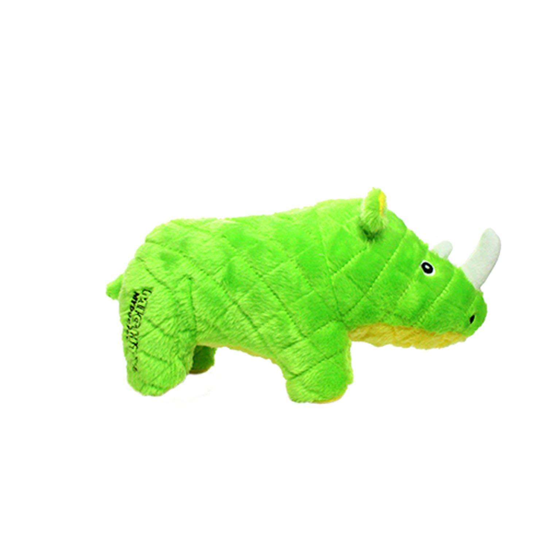 TUFFY Mighty Toy Safari Series Rhoni The Rhino