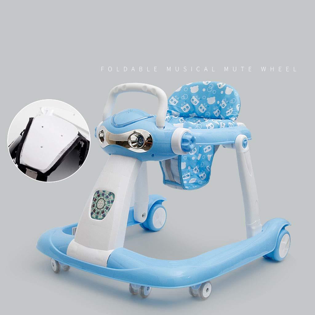 Andador para bebés, 6-18 Meses El antivuelco Plegable para bebés ...