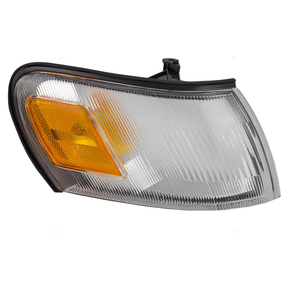 Passengers Park Signal Corner Clearance Light Lamp Lens Replacement for Toyota 81610-12600 AutoAndArt