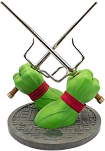 Factory Entertainment Teenage Mutant Ninja Turtles Raphael Sai Limited Edition Prop Replica Statue