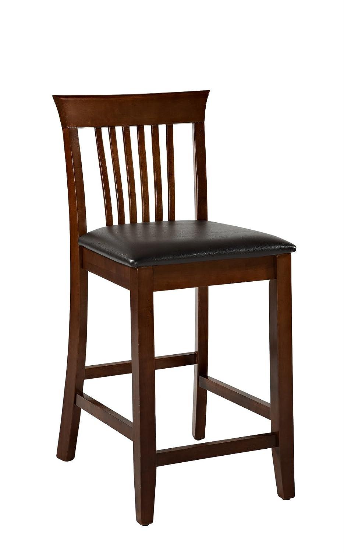 Marvelous Amazon Com Furnituremaxx Triena Craftsman 24 In Counter Frankydiablos Diy Chair Ideas Frankydiabloscom