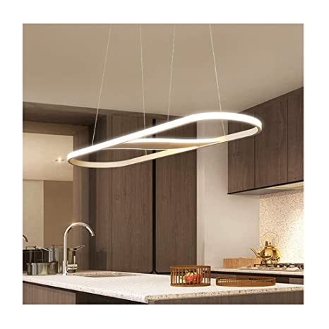 RRC-Lámpara Colgante de luz Moderno Simple LED Regulable ...