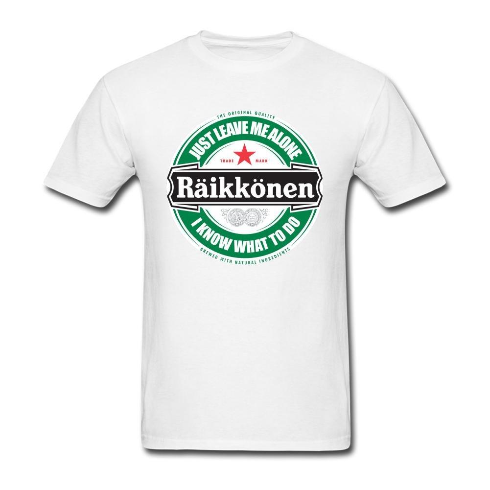 Jojon S For Kimi Rkonen Leave Me Alone Circular Logo Short Sleeve T Shirts