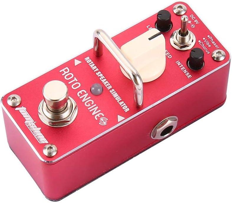 El aroma son 3-Roto motor rotativo simulador de altavoces guitarra ...