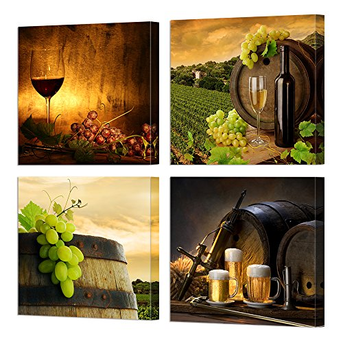 wine barrel cup - 1