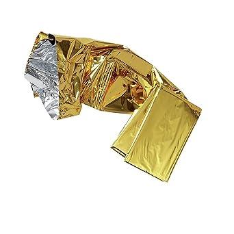 Spengler - Manta isotérmica para emergencias (200 x 140 cm)