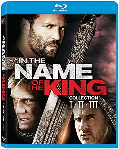 In the Name of the King Collection Blu-ray