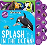Discovery: Splash in the Ocean! (10-Button Sound Books)